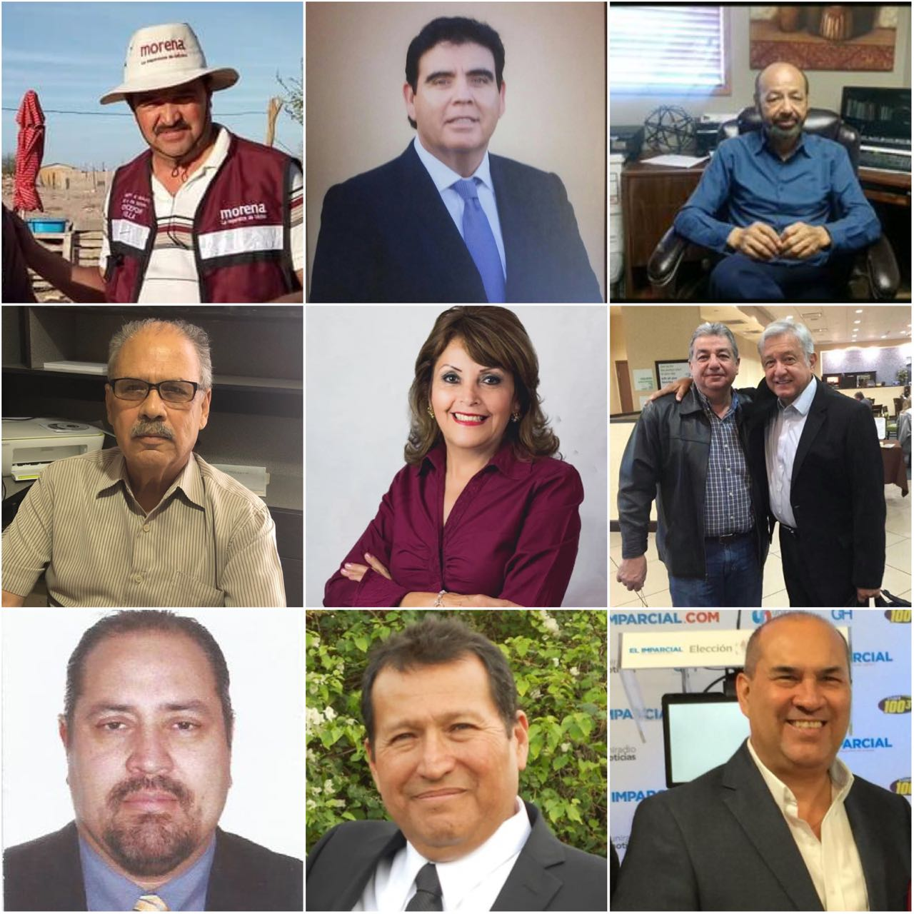 Designan a delegados regionales del gobierno de AMLO en Sonora ...