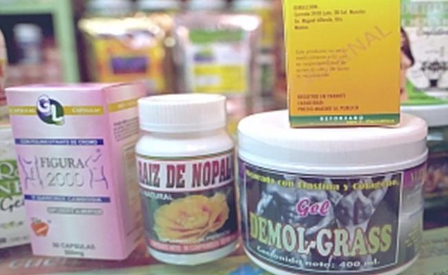 Tipos de productos milagro para adelgazar